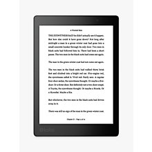 "Buy Kobo Aura ONE eReader, 7.8"" High Resolution Illuminated Touchscreen, Wi-Fi Online at johnlewis.com"
