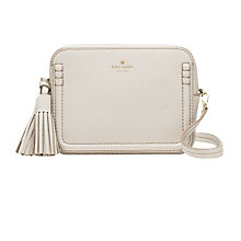 Buy kate spade new york Orchard Street Arla Leather Across Body Bag Online at johnlewis.com