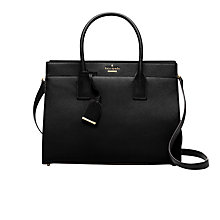 Buy kate spade new york Cameron Street Candace Leather Satchel Online at johnlewis.com