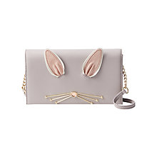 Buy kate spade new york Make Magic Bunny Cali Leather Across Body Bag, Multi Online at johnlewis.com