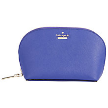 Buy kate spade new york Cameron Street Abalene Cosmetic Bag Online at johnlewis.com