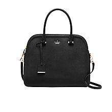 Buy kate spade new york Cameron Street Margot Leather Satchel Online at johnlewis.com