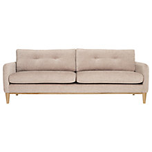 Buy Content By Terence Conran Ashwell 4 Seater Grand Sofa Online at johnlewis.com