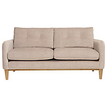 Buy Content By Terence Conran Ashwell Small 2 Seater Sofa, Light Leg Online at johnlewis.com