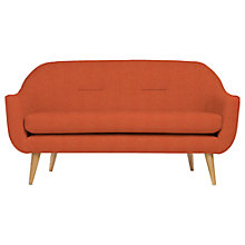 Buy Content by Terence Conran Marlowe Small 2 Seater Sofa Online at johnlewis.com
