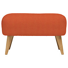 Buy Content by Terence Conran Marlowe Footstool Online at johnlewis.com