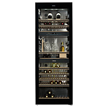 Buy Miele KWT6834SGS Freestanding Wine Cabinet Online at johnlewis.com
