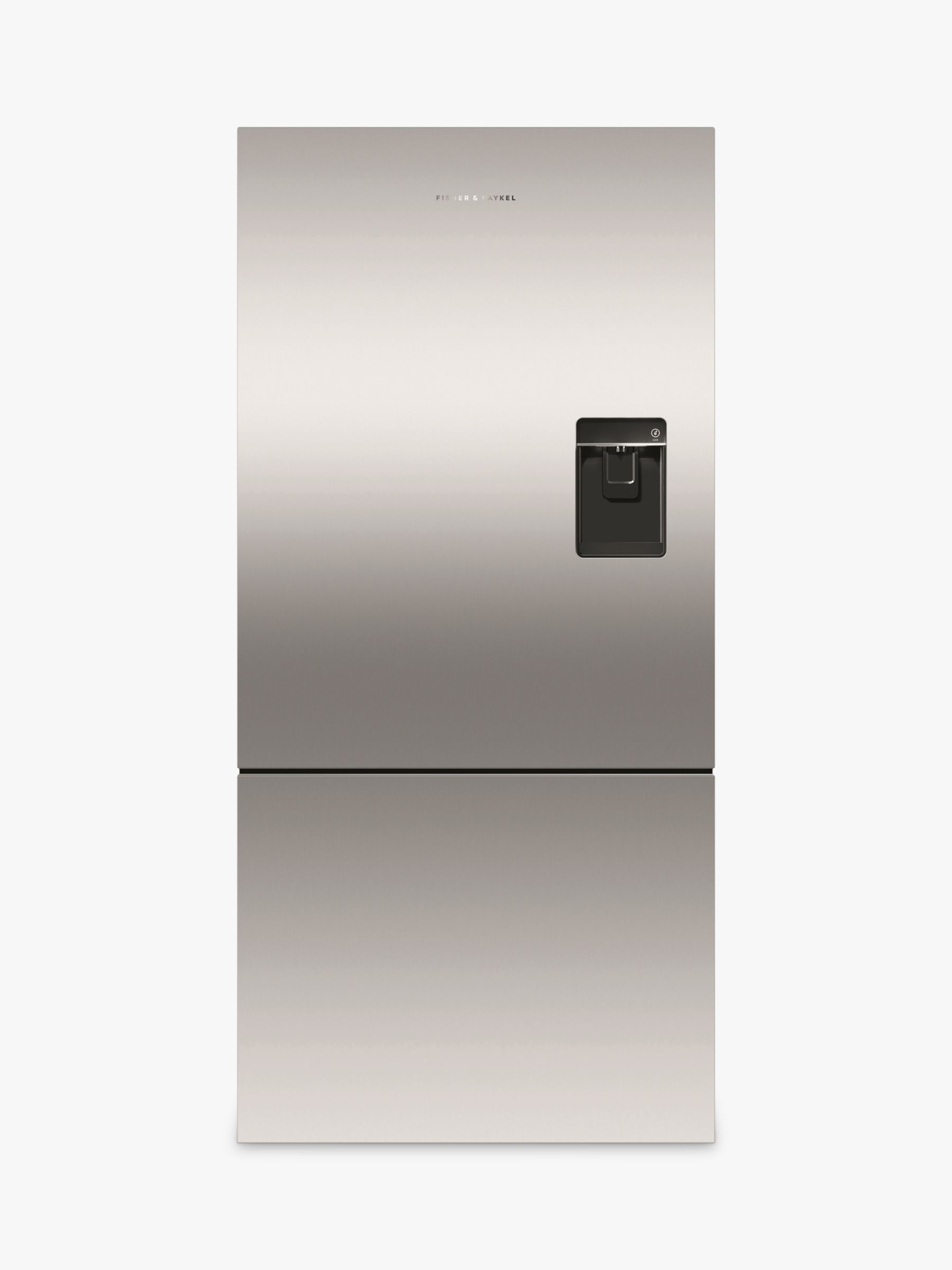 Fisher & Paykel Fisher & Paykel RF522BRPUX6 Fridge Freezer, A+ Energy Rating, 80cm Wide, Stainless Steel