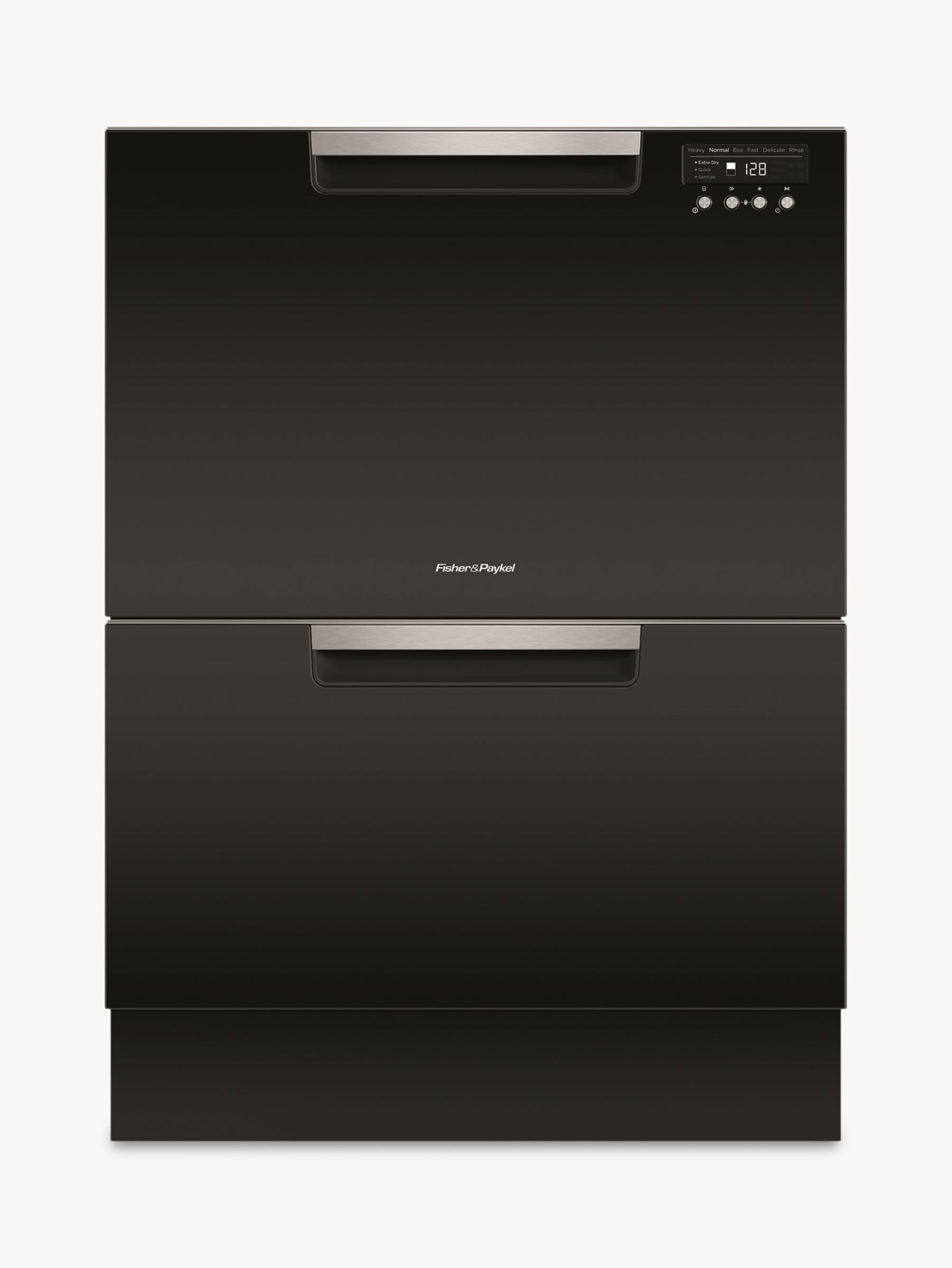 Fisher & Paykel Fisher & Paykel Double DishDrawer Integrated Dishwasher
