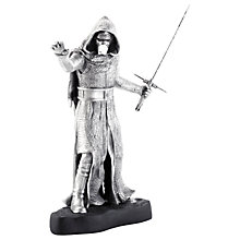 Buy Royal Selangor Star Wars Kylo Ren Figurine, Limited Edition Online at johnlewis.com
