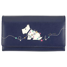 Buy Radley In Lights Leather Large Flap-Over Matinee Purse Online at johnlewis.com