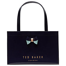 Buy Ted Baker 	Saracon Small Shopper Bag Online at johnlewis.com