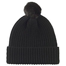 Buy hush Pom Pom Beanie Hat Online at johnlewis.com