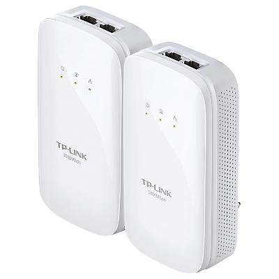 TP-LINK AV1000 Gigabit Powerline Starter Kit, TL-PA7020 KIT