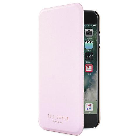 buy ted baker shannon mirror case for iphone 7 john lewis. Black Bedroom Furniture Sets. Home Design Ideas