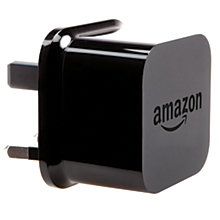 Buy Amazon Kindle PowerFast USB Charger Online at johnlewis.com