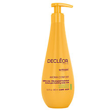 Buy Decléor Aroma Confort Système Corps Natural Glow Body Milk, 400ml Online at johnlewis.com