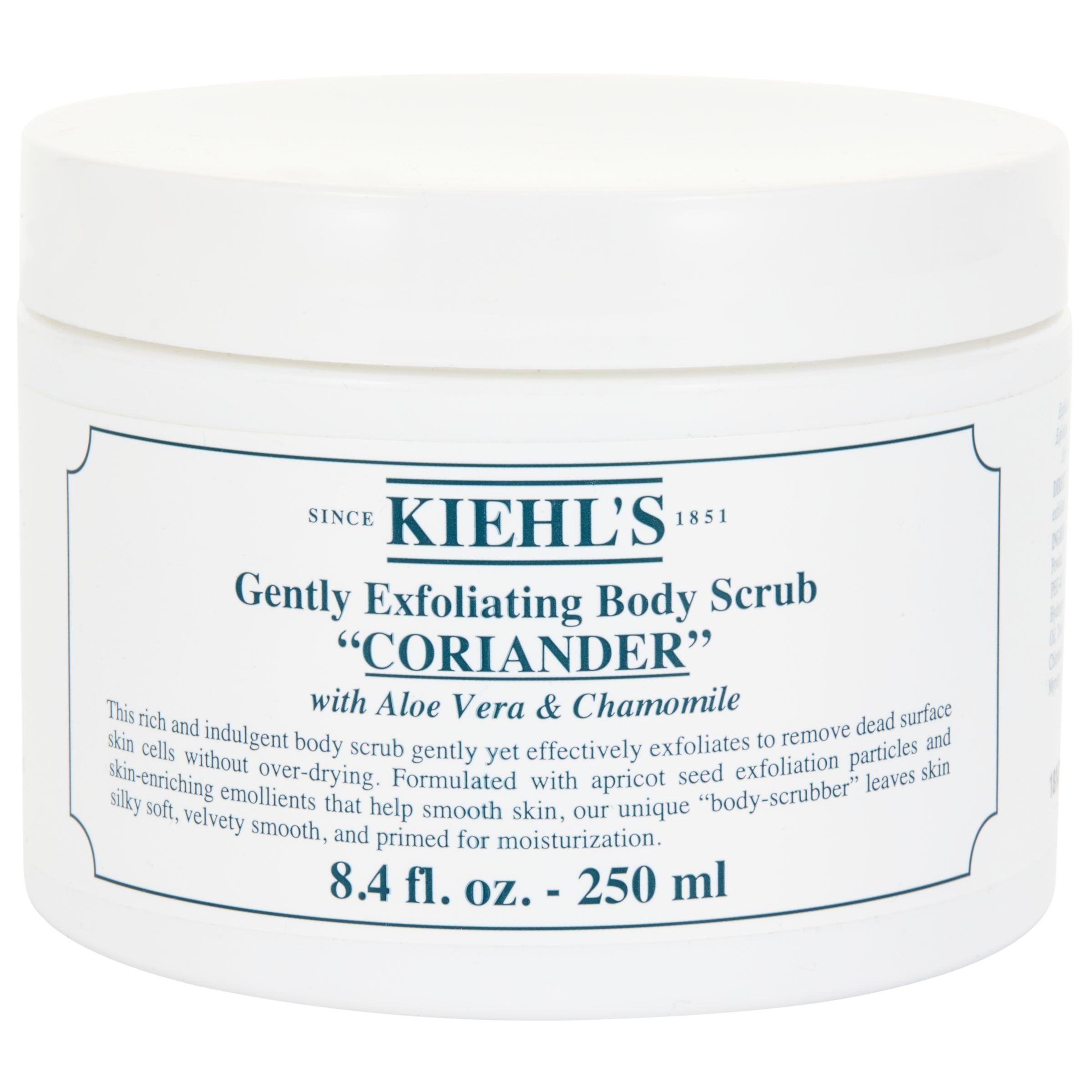 Kiehls Kiehl's Coriander Gently Exfoliating Body Scrub, 250ml