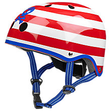 Buy Micro Scooter Pirate Safety Helmet, Medium Online at johnlewis.com