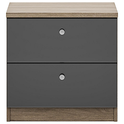 Buy House By John Lewis Mix It Cone Handle 2 Drawer