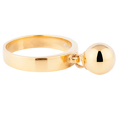 Susan Caplan Athena Swing Ring, Gold
