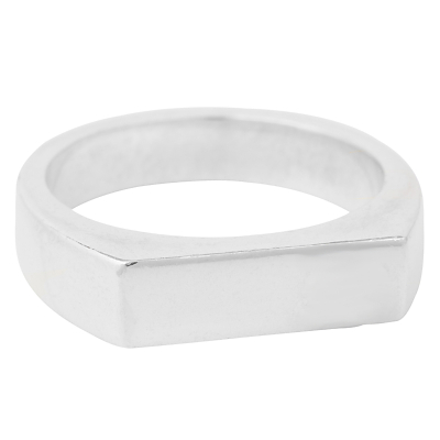 Susan Caplan Caj Stacking Ring, Silver