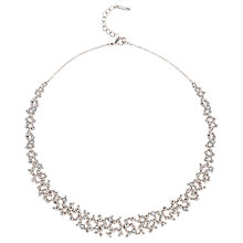 Buy Karen Millen Evolution Swarovski Crystal Collar Necklace Online at johnlewis.com