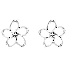 Buy Ted Baker Basilio Mini Blossom Stud Earrings Online at johnlewis.com