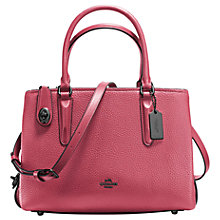 Buy Coach Brooklyn 28 Leather Carryall Tote Bag Online at johnlewis.com