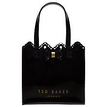 Buy Ted Baker Idacon Bow Small Shopper Bag Online at johnlewis.com