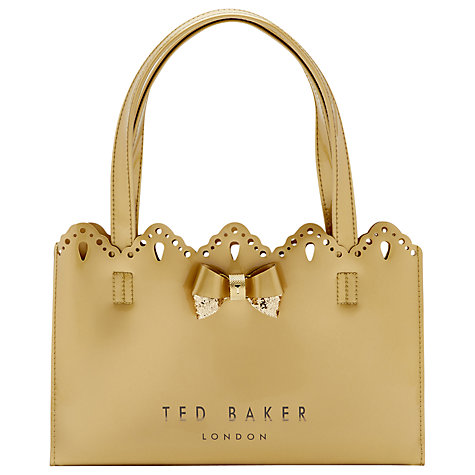 Ted Baker Sarcon Shopper Bag (Gold)