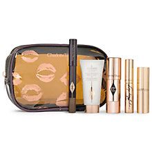 Buy Charlotte Tilbury Quick & Easy Natural Glowing Look Set Online at johnlewis.com
