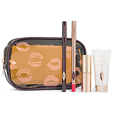 Buy Charlotte Tilbury Quick & Easy Red Carpet Party Look Set Online at johnlewis.com