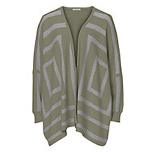 Buy Betty Barclay Wrap Cardigan, Grey/Silver Online at johnlewis.com