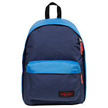 Buy Eastpak Out of Office Backpack, Combo Blue Online at johnlewis.com
