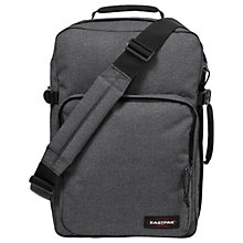 Buy Eastpak Hatchet Backpack, Black Denim Online at johnlewis.com