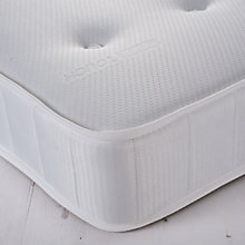 Buy John Lewis Essentials Collection Response 920 Ortho Open Spring Mattress, Single Online at johnlewis.com
