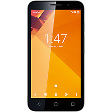 "Buy Vodafone Smart Turbo 7 Smartphone, Android, 5"", Pay As You Go (£10 Top Up Included), 8GB Online at johnlewis.com"