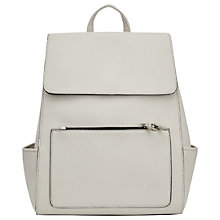 Buy Miss Selfridge Clean Pocket Rucksack Online at johnlewis.com