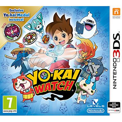 Yo-Kai Watch, Nintendo 3DS