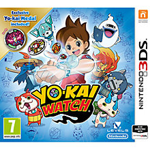 Buy Yo-Kai Watch, Nintendo 3DS Online at johnlewis.com