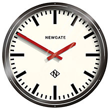 Buy Newgate Giant Metropolitan Clock Online at johnlewis.com