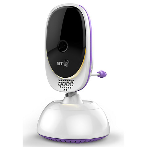 buy bt video baby monitor 6000 john lewis. Black Bedroom Furniture Sets. Home Design Ideas