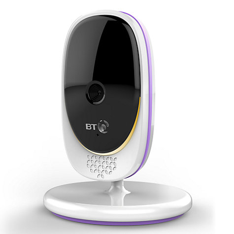 buy bt video baby monitor 2000 john lewis. Black Bedroom Furniture Sets. Home Design Ideas