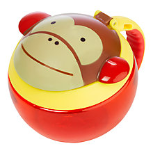 Buy Skip Hop Monkey Snack Cup, Multi Online at johnlewis.com