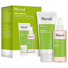Buy Murad Resurgence Duo Set Online at johnlewis.com