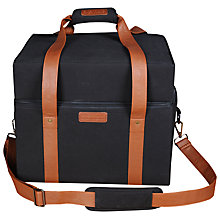 Buy everdure by heston blumenthal CUBE™ Portable Charcoal BBQ Carry Bag, Black Online at johnlewis.com
