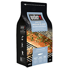 Buy Weber® Seafood Wood Chips, 0.7kg Online at johnlewis.com