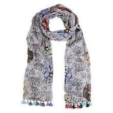 Buy White Stuff Blooming Lovely Scarf, Multi Online at johnlewis.com