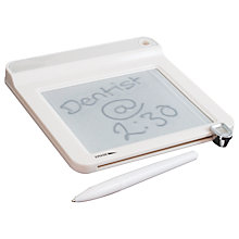 Buy RED5 Erasable Memo Pad, White Online at johnlewis.com